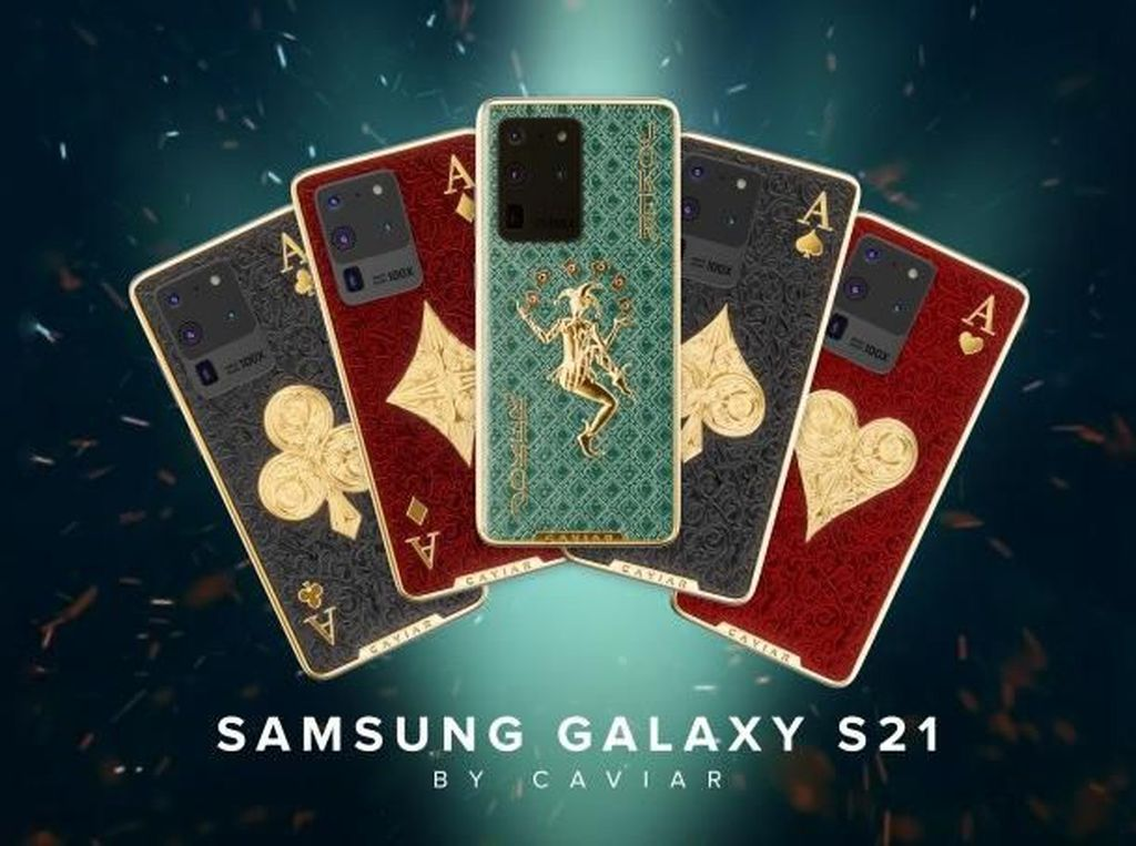 Kelas Sultan! Galaxy S20 Ultra Ini Harganya Mulai Rp 80 Juta