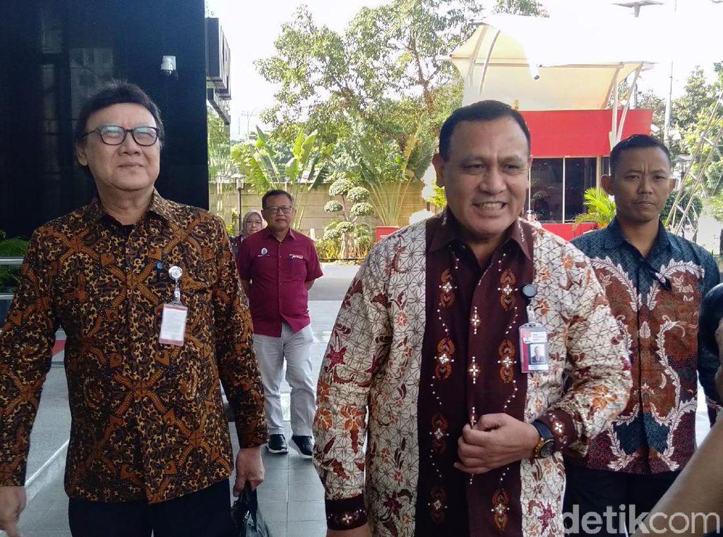 KPK dan KemenPAN-RB Didorong Duduk Bareng Bahas Nasib 75 Pegawai TMS