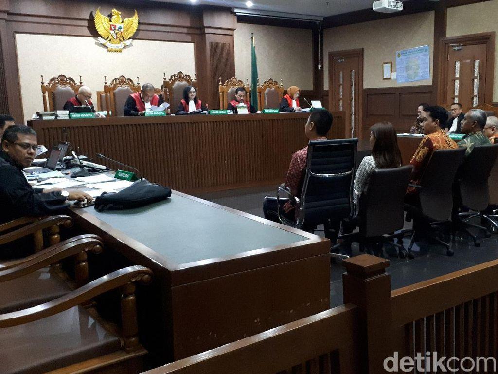 Saksi Minta 15 Truk Molen yang Disita KPK Dilelang Gegara Utang Rp 9,2 M