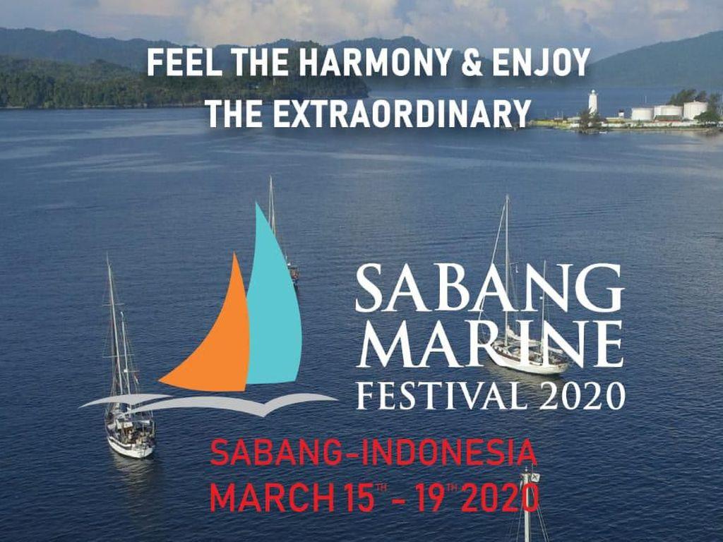 Imbas Virus Corona, Sabang Marine Festival 2020 Ditunda!