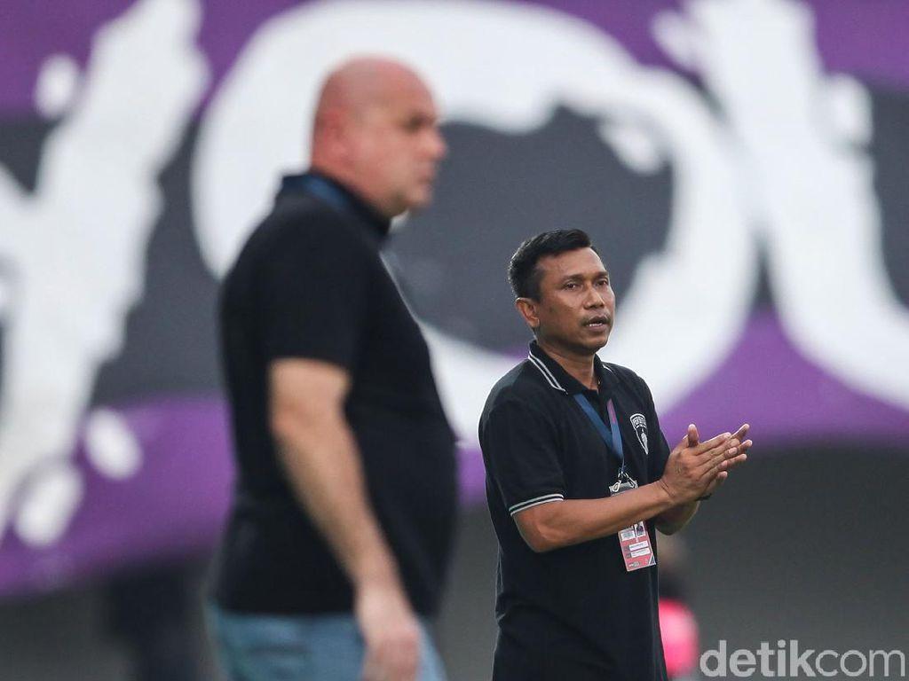 Saran Pelatih Persita Terkait Nasib Shopee Liga 1