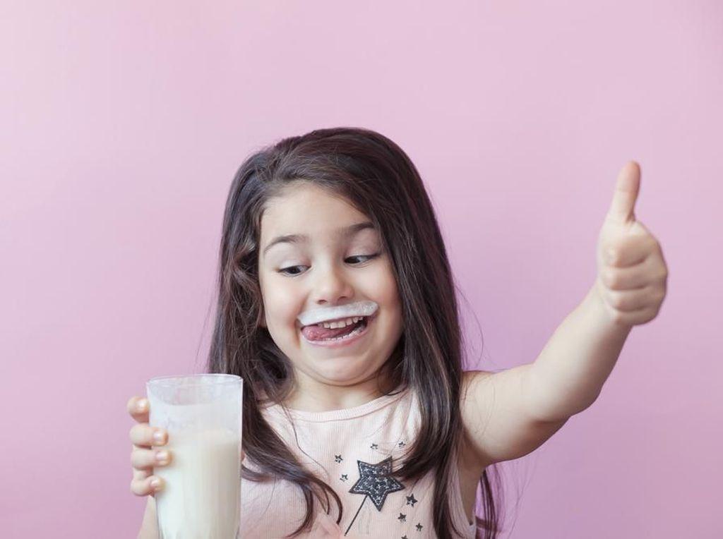 Harus Tahu, Manfaat Susu Sapi untuk Pertumbuhan Anak
