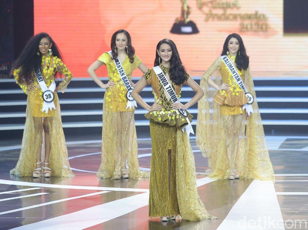 Jadi Pemenang Putri Indonesia 2020, Rr Ayu Maulida Putri: Berkat Doa Ibu