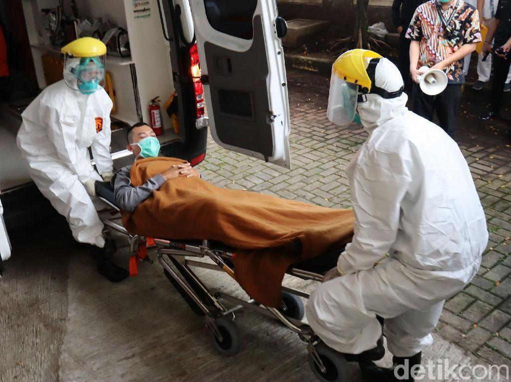 WHO Pertimbangkan Risiko Penularan Virus Corona Secara Airborne