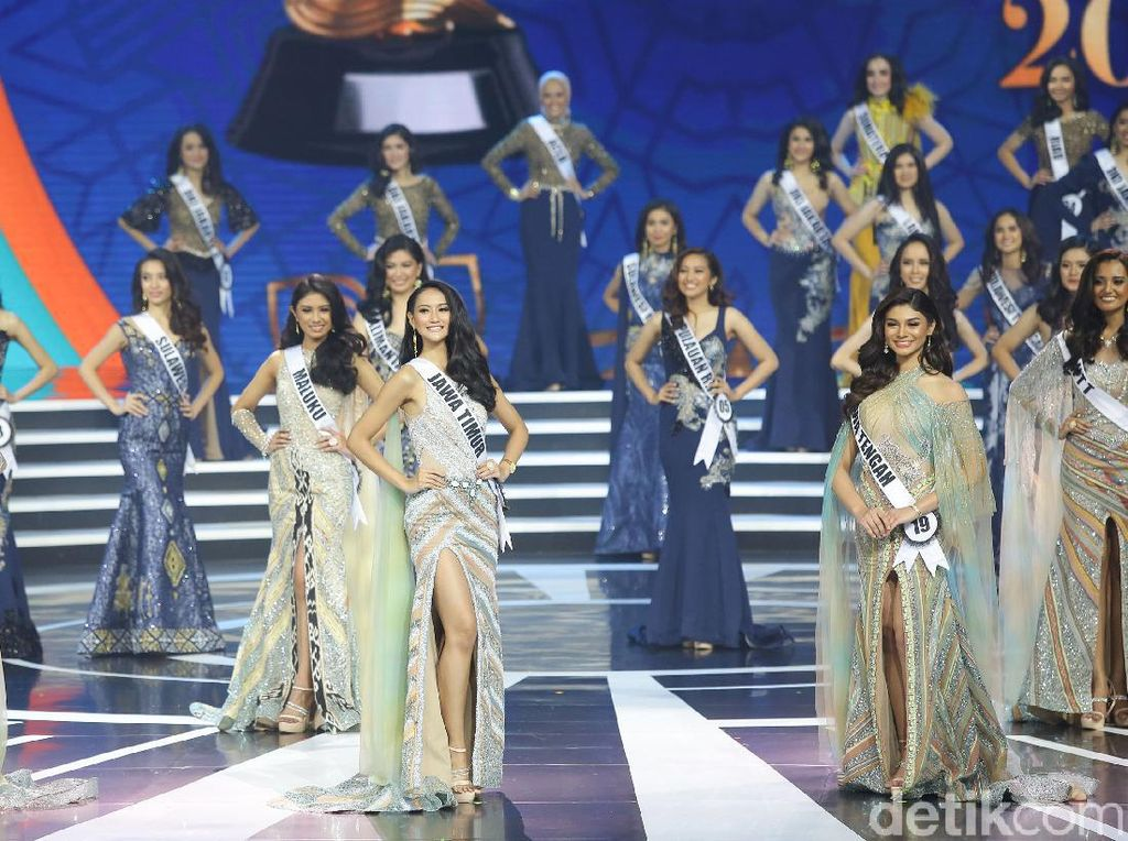 Finalis Jawa Timur Masuk Babak Top 3 Puteri Indonesia 2020