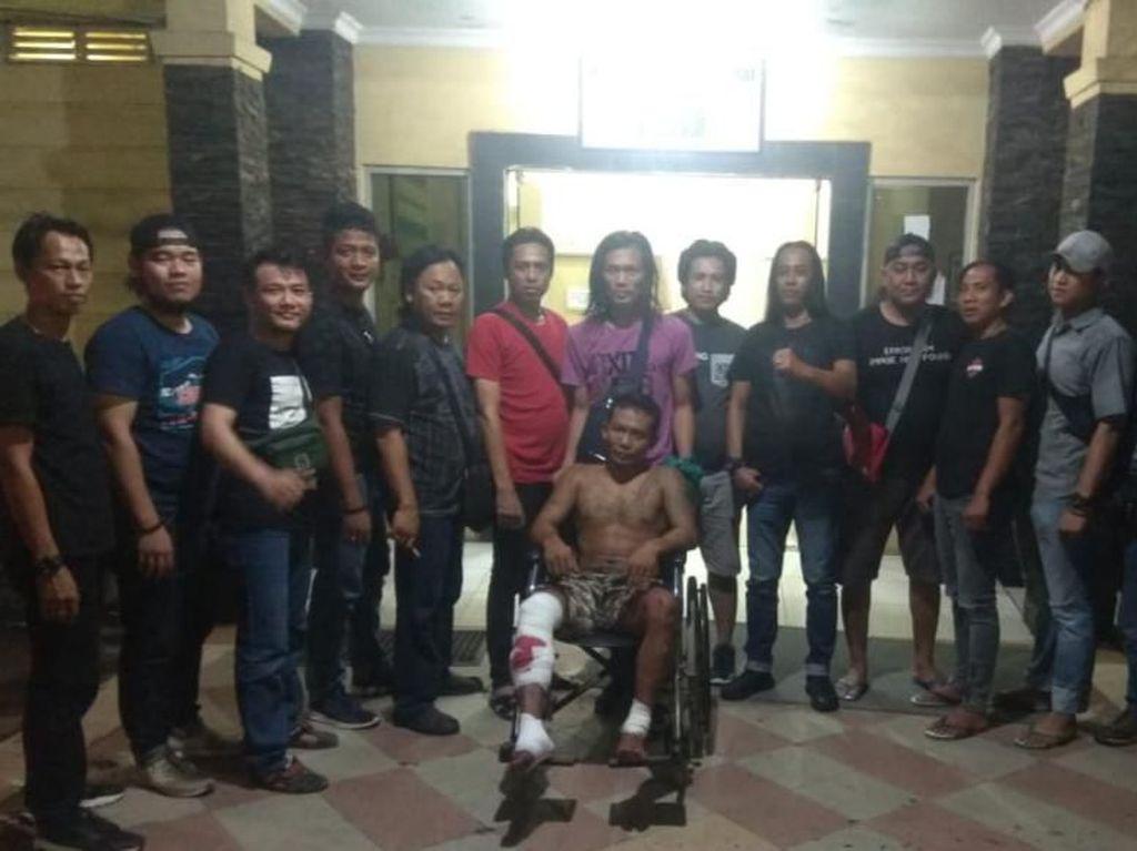 Dor! Polisi Tembak 2 Pembobol Rumah dan Curanmor di Palembang