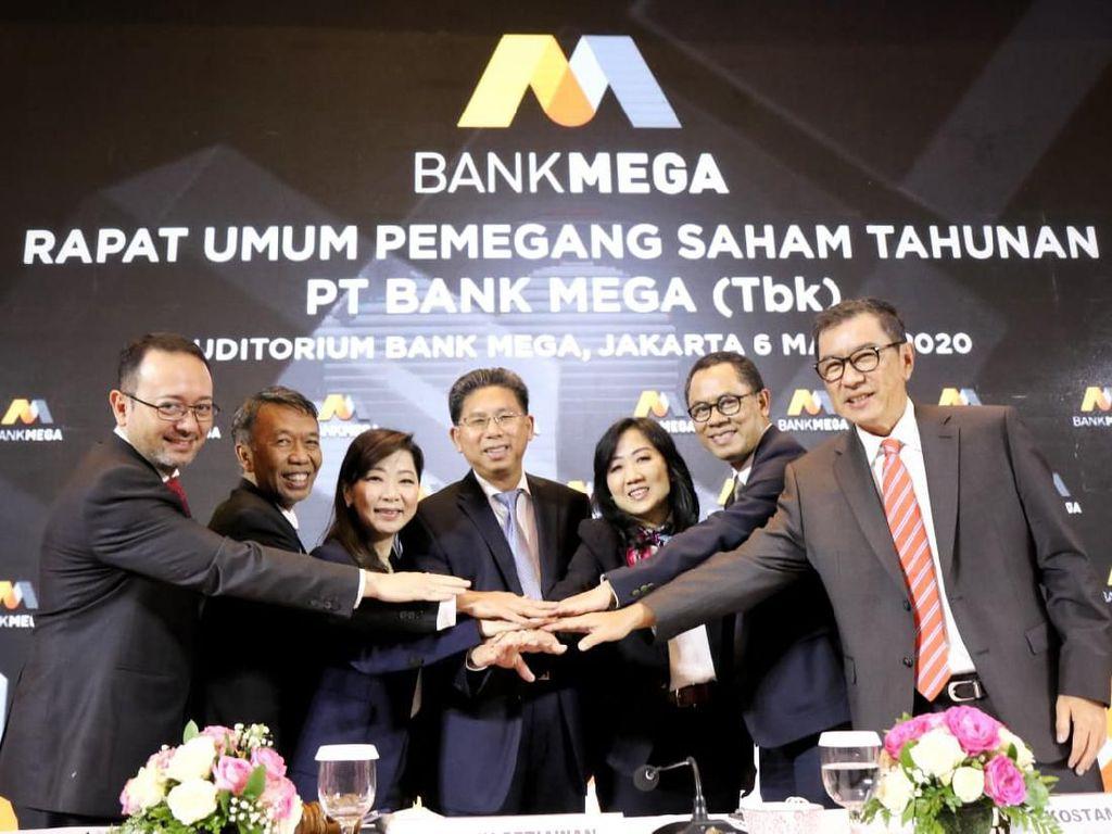 RUPST Bank Mega Bagikan Dividen Tunai