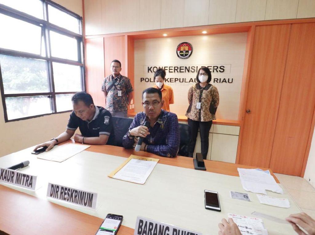 Polda Kepri Gagalkan Pengiriman 9 TKI ke Malaysia Secara Ilegal