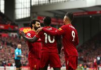 Sterling menilai Liverpool begitu konsisten di musim ini