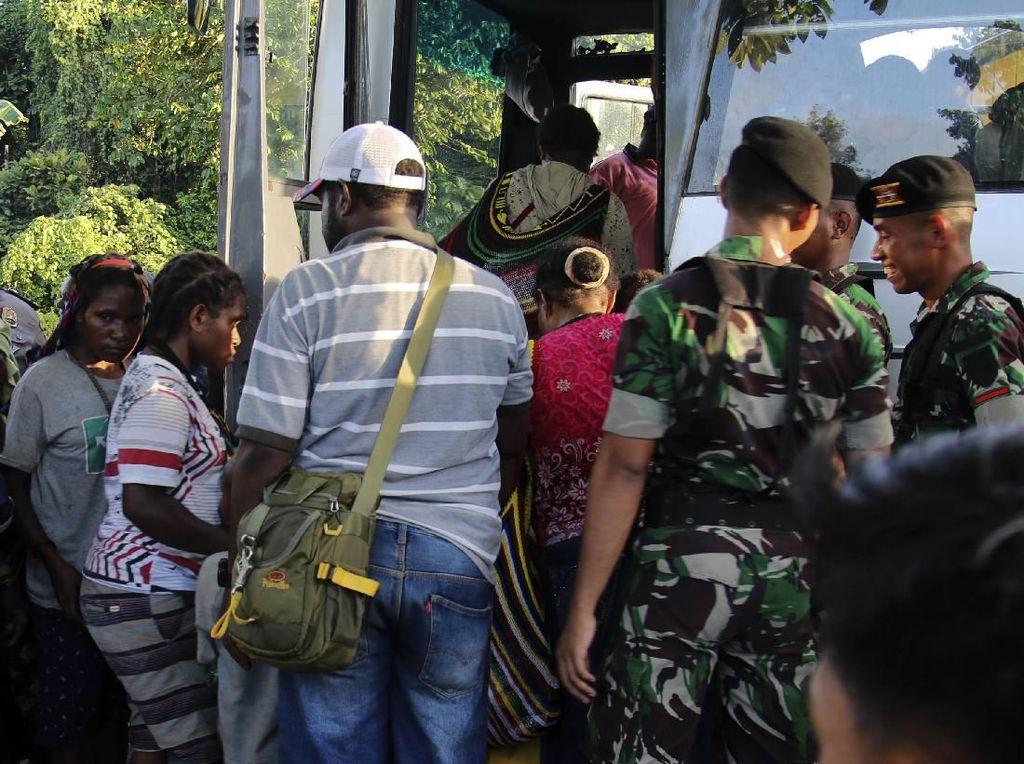 Berulah Lagi, KKSB Serang Koramil Jila dan Tembak Satu Prajurit TNI