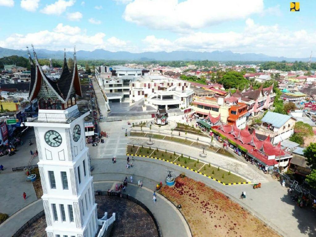 Mengintip Proyek Pasar Rakyat di Sumatera Barat