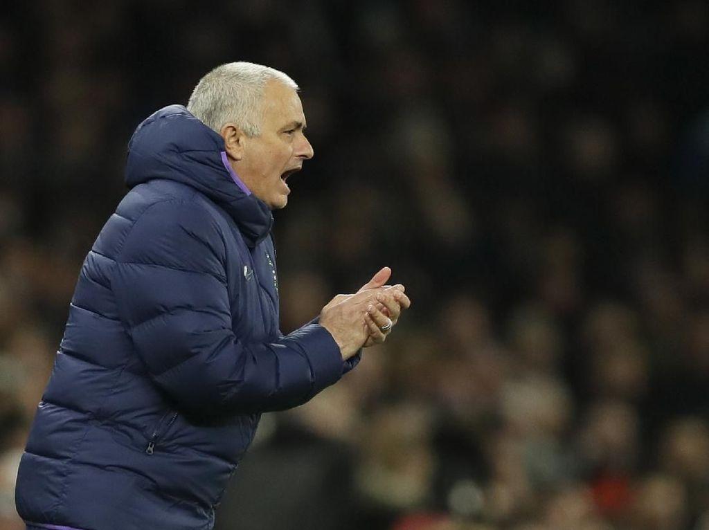 Jose Mourinho Akui Dirinya Kejam ke Pemain