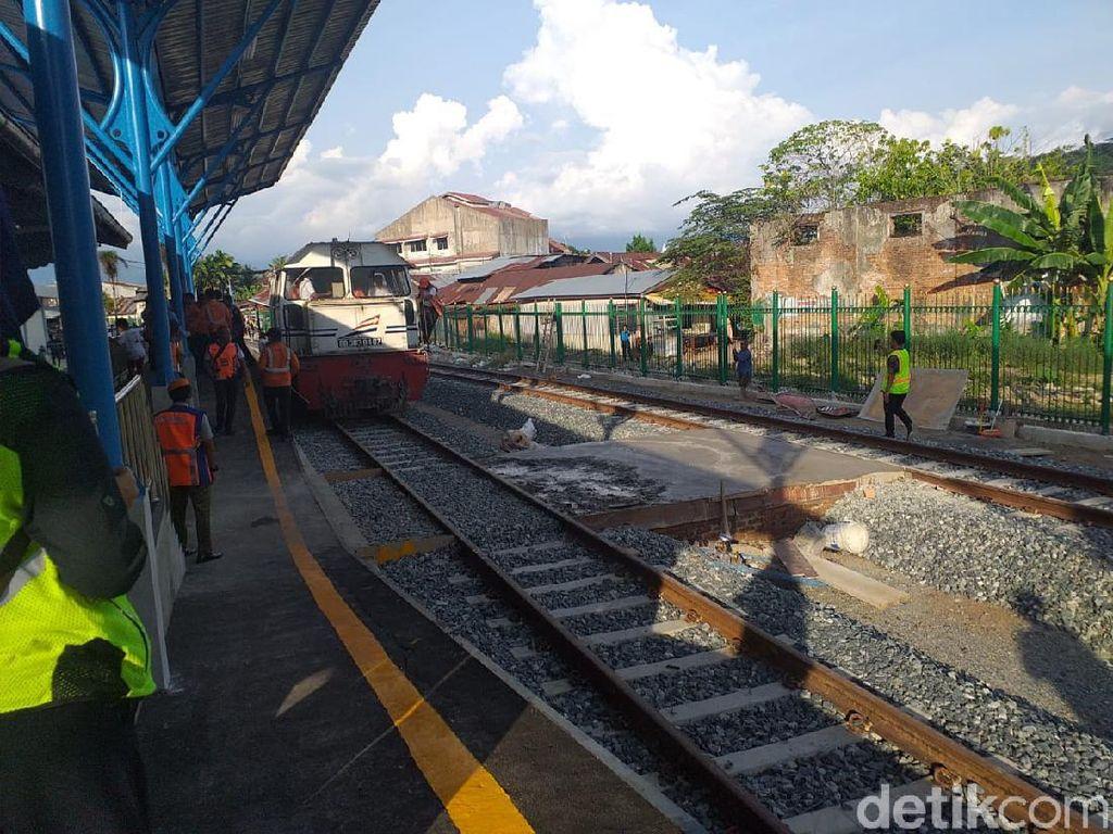 Usai Mati Suri 43 Tahun, Segini Tarif KeretaPadang-Pulau Air