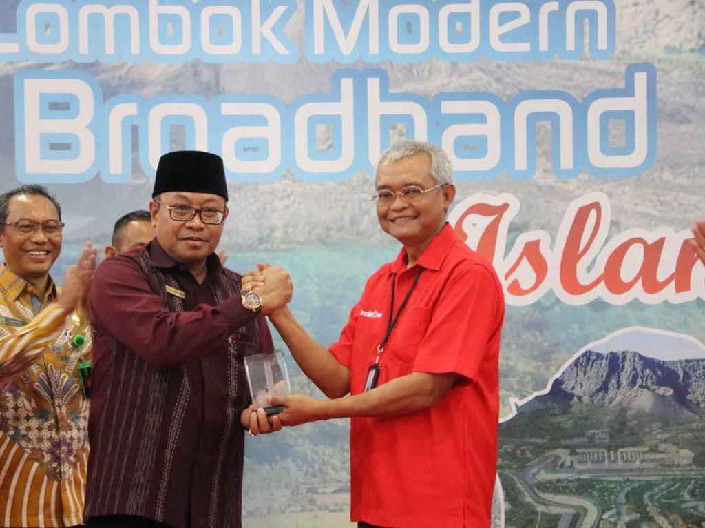 Telkom Gelar Fiber Optic, Internet di Lombok Akan Lebih Ngebut