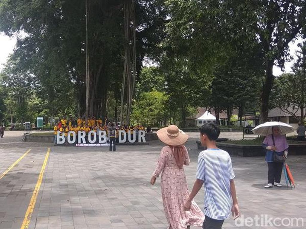 Pengelola Borobudur Jadi Role Model Sistem Antisuap