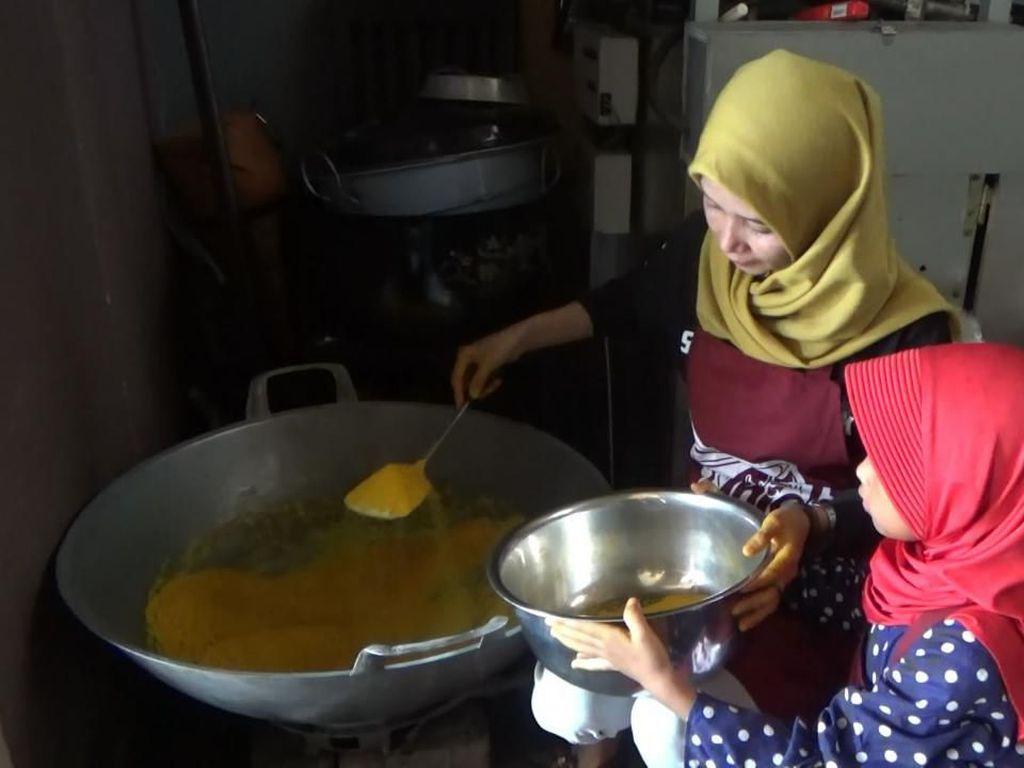 Gegara Corona, Penjual Jamu Berbahan Rempah di Sidoarjo Banjir Pesanan