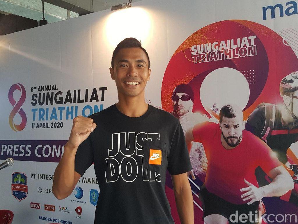 Pulau Bangka di Mata Atlet Triathlon Nasional: Pantainya Bersih!