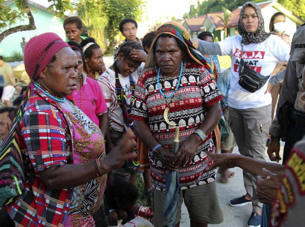 Polisi Kejar KKSB yang Resahkan Warga di Tembagapura