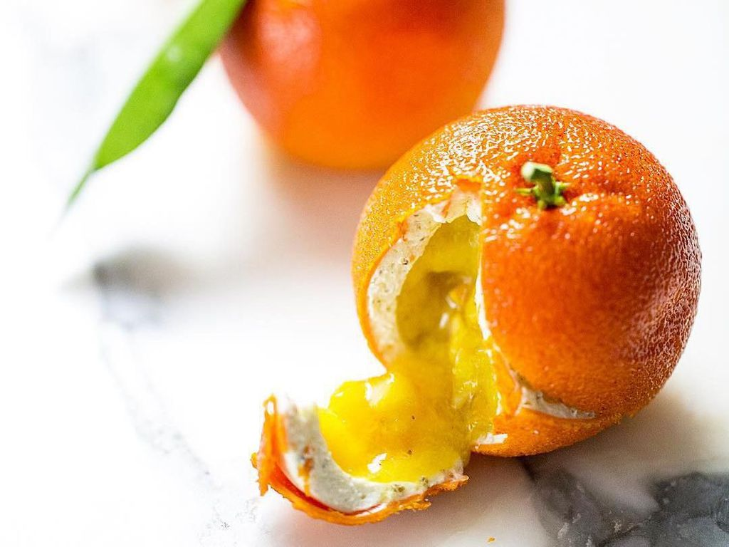 Cantik! Ini Realistic Dessert Buatan Chef Cedric Grolet