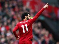 Liverpool Vs Bournemouth: Mohamed Salah Samai Rekor Michael Owen