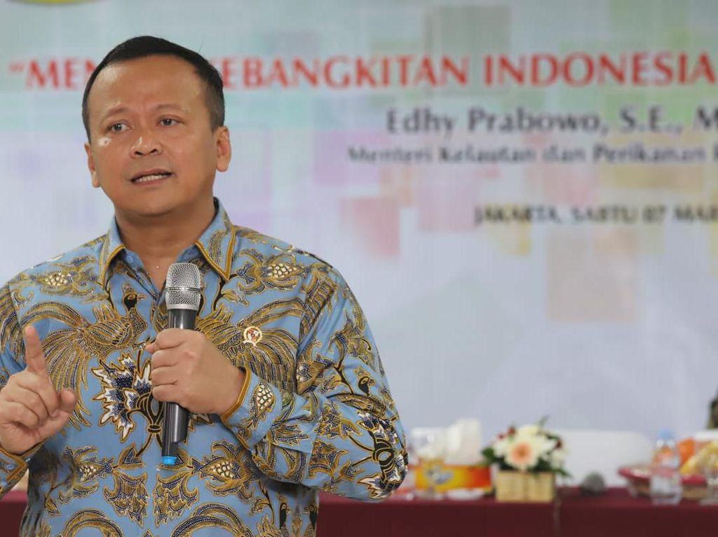 Menteri KKP Tantang Mahasiswa Buat Usaha Budidaya Ikan