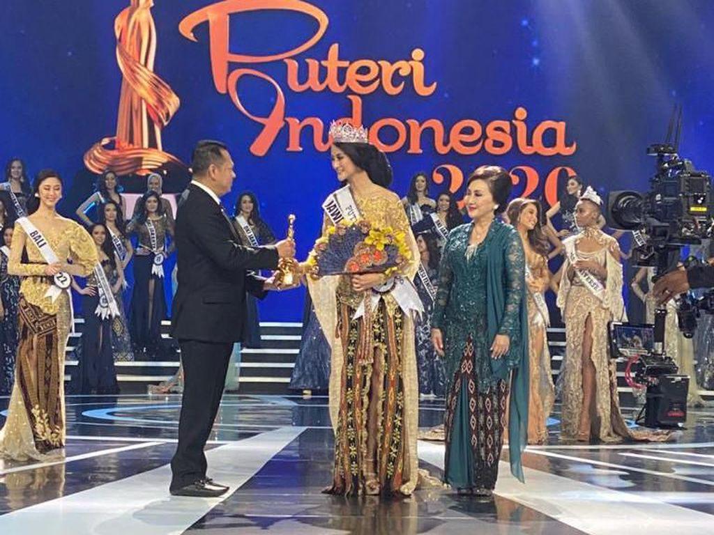 Ketua MPR Ajak Puteri Indonesia Jadi Duta Empat Pilar Kebangsaan