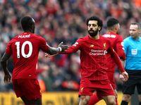 22 Kali Menang Beruntun di Kandang, Liverpool Catat Rekor Baru