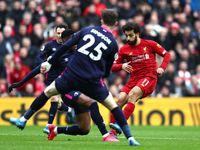 Liverpool Vs Bournemouth: Salah-Mane Bawa Si Merah Unggul di Babak I