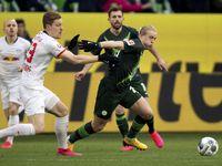 Imbang 0-0 dengan Wolfsburg, Leipzig Gagal Tempel Bayern Munich