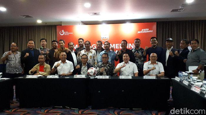 PT Liga Indonesia Baru umumkan start Liga 2 2020