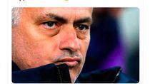 Kesaktian Mourinho Dipertanyakan Netizen