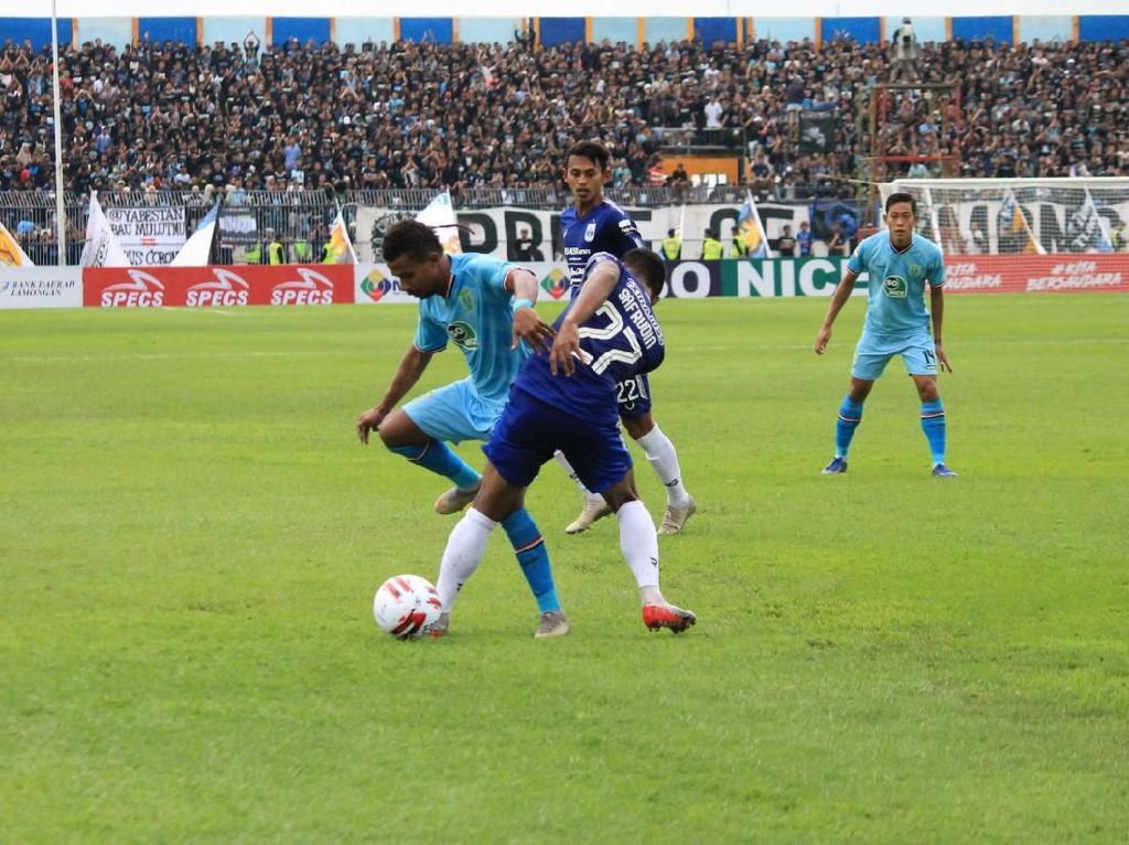 Liga Indonesia Dihentikan: Dulu Politik dan Sanksi FIFA, Sekarang Corona