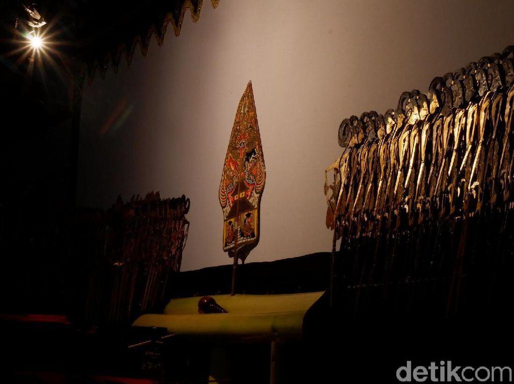 Kisah Ki Sartono, 35 Tahun Jadi Dalang Cerita soal Mitos Wayang