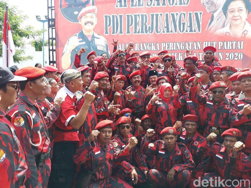 Apelkan Satgas PDIP, FX Rudy: Patuhi Pilihan Ketum soal Pilkada Solo