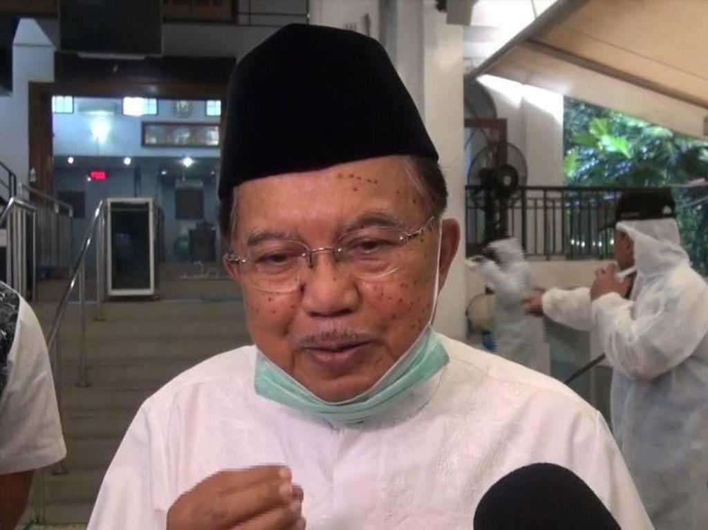 JK Imbau Masjid Serukan Protokol COVID Lewat Toa 5 Kali Sehari