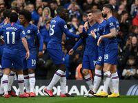 Chelsea Vs Everton: Dominan, The Blues Menang 4-0