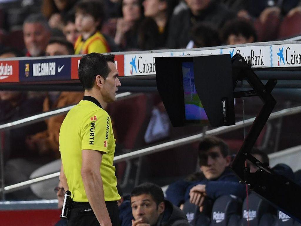 Barcelona Vs Real Sociedad: VAR Pemenangnya