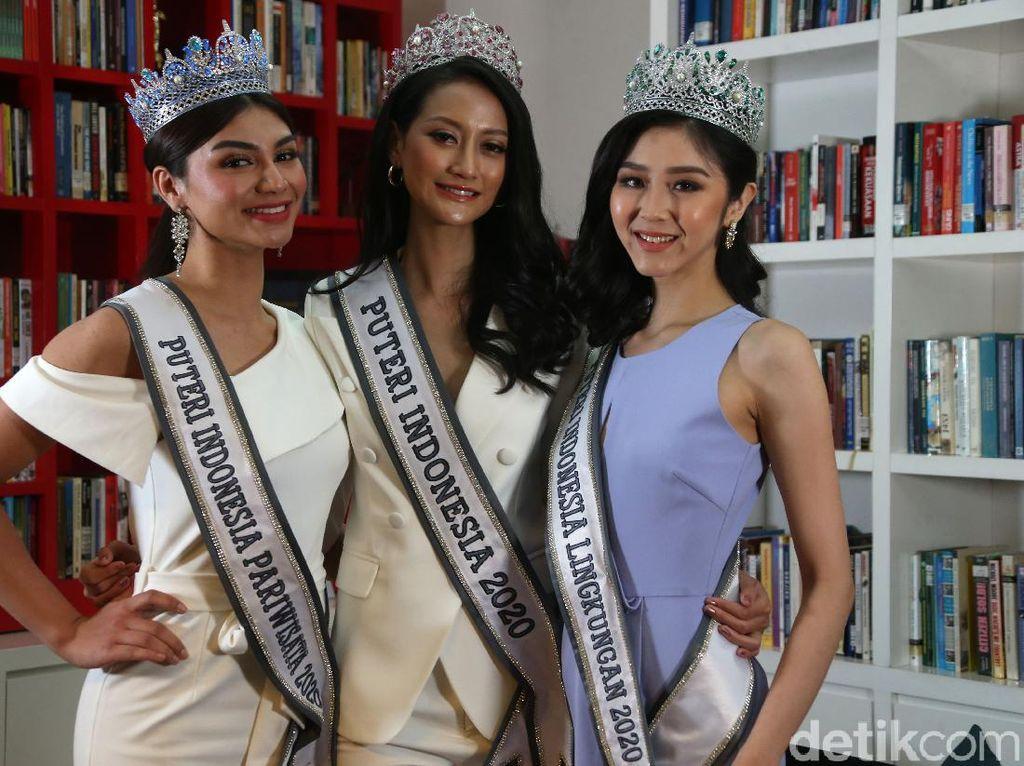 Ini Wisata Favorit 3 Puteri Indonesia, Ada yang Sama Denganmu?