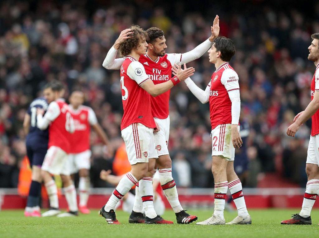 Arsenal Vs West Ham: Data & Fakta Kemenangan Tipis The Gunners