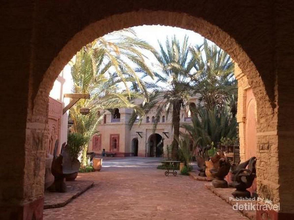 Menikmati Pemandangan Khas dari Marrakesh-Agadir
