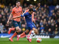 Highlight Chelsea Vs Everton: Melihat Lagi Pesta Empat Gol Si Biru