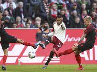 Atasi Augsburg, Bayern Munich Kukuh Puncaki Klasemen