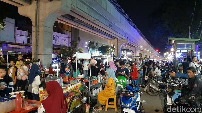 PKL 'Jajah' Sudirman, DPRD: Kami Sudah Ingatkan
