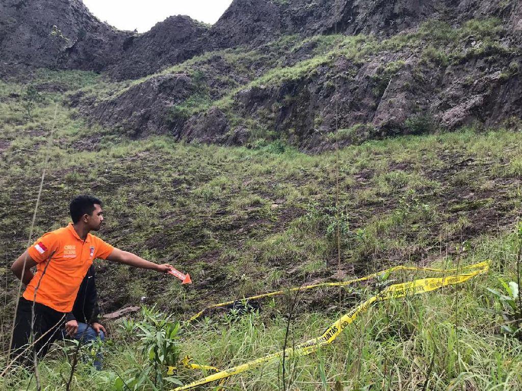 Pendaki Gunung Batur Tewas Jatuh ke Jurang