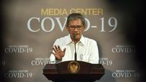 Viral Tes Corona Jerry Lo Dihadiri Ketum PSSI, Ini Imbauan Pemerintah