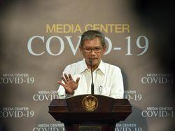 Pemerintah: Belum Semua Kasus Positif Corona Bisa Dikonfirmasi