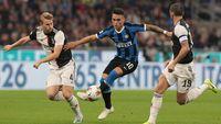 Akhirnya, Duel Juventus Vs Inter Terasa Penting Musim Ini