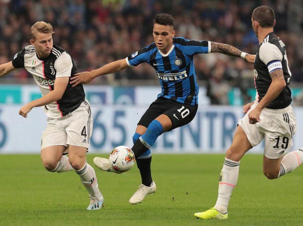 Juventus Akan Diuntungkan dengan Penundaan Liga Italia
