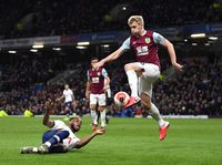 Burnley Vs Tottenham: Penalti Dele Alli Paksakan Laga Berakhir 1-1