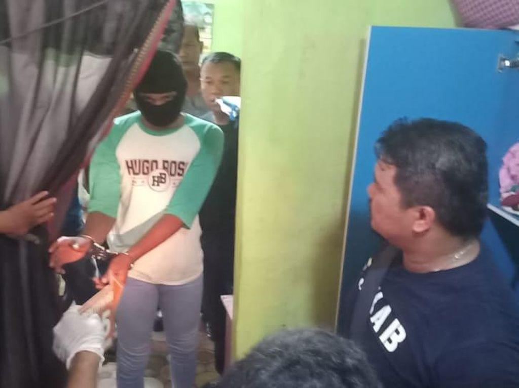 Pembunuh Siswi MTs yang Ditemukan Tewas Tanpa Celana Ditangkap